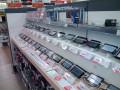М-видео Домодедово. Системы защиты товаров на стеллажах Optiguard (Польша)  EAS Service Противокражные системы